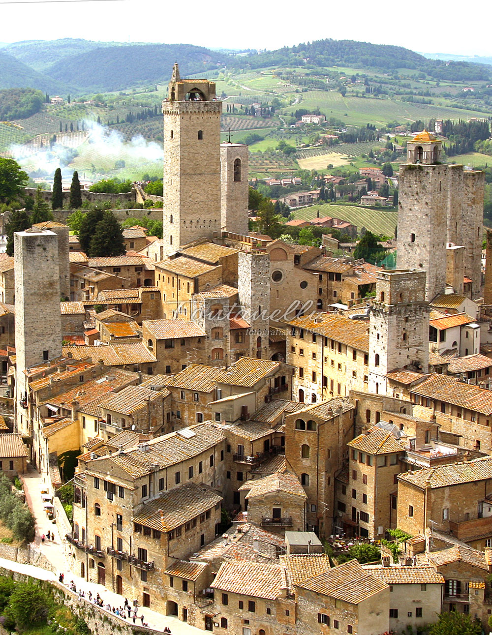 San Gimignano cheap