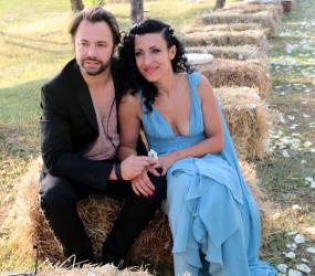 Foto matrimonio San Gimignano