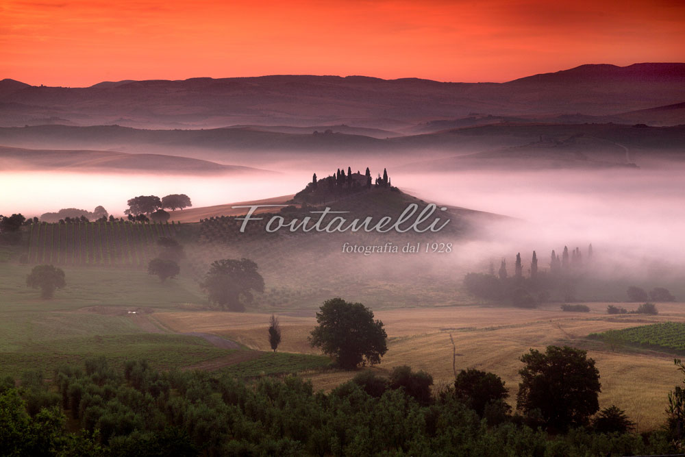 photo of val d orcia tuscany   foto fontanelli