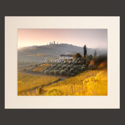 Tuscany landscape picture for sale #4